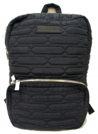 HUNTER(ハンター)の古着「original quilted backpack」|ブラック