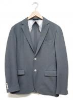 BLACK LABEL CRESTBRIDGE(ブラックレーベルクレストブリッジ)の古着「テーラードジャケット」|グレー