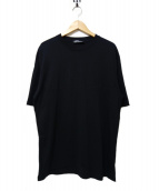 RAF SIMONS(ラフシモンズ)の古着「バックプリントTシャツ」|ブラック
