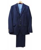 LATORRE(ラットーレ)の古着「セットアップスーツ」|ネイビー