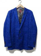 MARK&LONA(マークアンドロナ)の古着「テーラードジャケット」|ネイビー