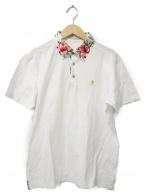 MARK&LONA(マークアンドロナ)の古着「ボタニカルカラーポロシャツ」