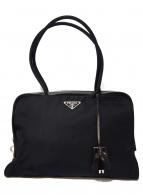 PRADA(プラダ)の古着「トートバッグ」|ブラック