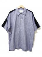 DISCOVERED(ディスカバード)の古着「TOMAS MASON Ska shirt」|ブルー