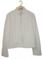 ()の古着「ウールジャケット」 ホワイト