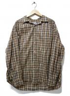 AiE(エーアイイー)の古着「Painter Shirt」|ベージュ