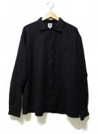 AiE(エーアイイー)の古着「Pj Shirt」|ネイビー