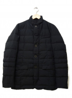 HERNO()の古着「LAMINAR Down Jacket」|ブラック
