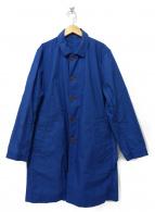 RINEN(リネン)の古着「コート」|ネイビー