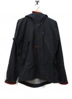 KLATTERMUSEN(クレッタルムーセン)の古着「Allgron jacket /マウンテンジャケット」 ブラック