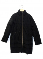 STEFANEL(ステファネル)の古着「ダウンコート」|ブラック