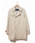 COMME des GARCONS HOMME(コムデギャルソンオム)の古着「ショートトレンチコート」 ベージュ