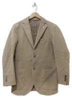 L.B.M.1911(ルビアム1911)の古着「テーラードジャケット」|ベージュ