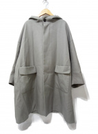 LE GLAZIK(ルグラジック)の古着「フーデッドコート」|グレー