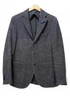 Altea(アルテア)の古着「テーラードジャケット」|ネイビーグレー