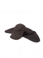 "SASQUATCHfabrix.(サスクワァッチファブリックス)の古着「""NINJA OILED CAP」|ブラウン"