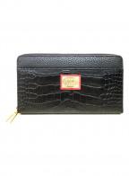 COCOCELUX GOLD(ココセリュックスゴールド)の古着「長財布」|ブラック
