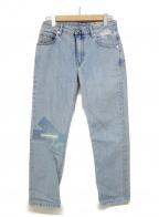DIESEL()の古着「デニムパンツ」|ブルー