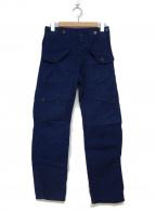 NIGEL CABOURN(ナイジェルケーボン)の古着「4ポケットカーゴパンツ」 ネイビー