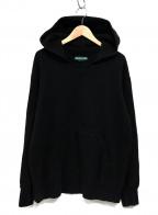 BROWN by 2-tacs(ブラウンバイツータックス)の古着「ジムパーカー」 ブラック