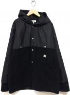 SASSAFRAS(ササフラス)の古着「ロガージャケット」 ブラック