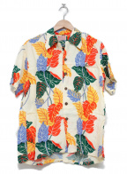 THE REAL McCOYS(ザ リアルマッコイズ)の古着「アロハシャツ」 ベージュ