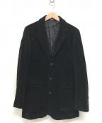 POLO RALPH LAUREN(ポロ・ラルフローレン)の古着「コーデュロイジャケット」|ブラック