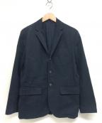 POLO RALPH LAUREN(ポロ・ラルフローレン)の古着「段返3Bテーラードジャケット」|ネイビー