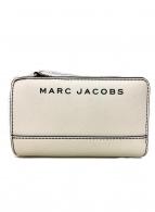 ()の古着「コンパクト財布」|ホワイト