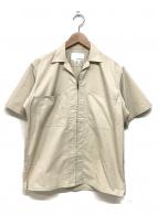 nanamica(ナナミカ)の古着「COCK SHIRT」|ベージュ