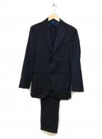 BARBA(バルバ)の古着「段返り3Bスーツ」|ネイビー