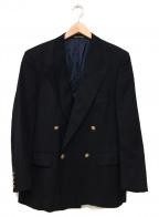 Christian Dior MONSIEUR(クリスチャンディオールムッシュ)の古着「金釦ブレザー」|ネイビー