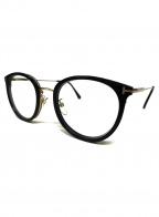 TOM FORD(トム フォード)の古着「伊達眼鏡」|ブラック×ゴールド