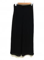 JURGEN LEHL(ヨーガンレール)の古着「ロングスカート」 ブラック