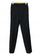 RAF SIMONS(ラフシモンズ)の古着「スラックス」|ブラック