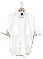 BRU NA BOINNE(ブルーナボイン)の古着「ボックスシルエットシャツ」|ホワイト