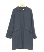YAECA()の古着「ショップコート」|ブラック