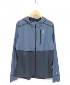 on(オン)の古着「ウェザージャケット」 ブルー