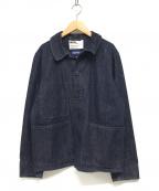MHL(エムエイチエル)の古着「デニムジャケット」|インディゴ
