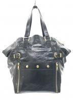 ()の古着「ハンドバッグ」 ブラック