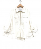 Emma Taylor()の古着「ボアライナー付ジャケット」|ホワイト