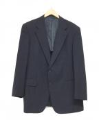 Burberry's(バーバリーズ)の古着「2Bセットアップスーツ」 ブラック