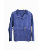 OLD JOE & Co.(オールドアンドジョー)の古着「ワークジャケット」|ネイビー