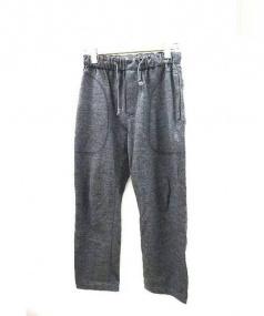 CDG JUNYA WATANABE MAN(コムデギャルソン ジュンヤワタナベ)の古着「ウール パンツ」|グレー