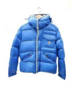 MONCLER(モンクレール)の古着「ダウン ジャケット」|ブルー