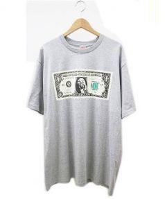 SUPREME(シュプリーム)の古着「dollar tee Tシャツ」|グレー
