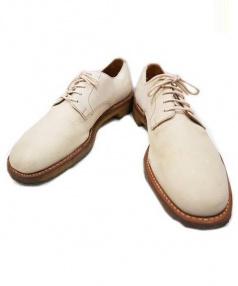 Lloyd Footwear(ロイドフットウェア)の古着「レザーシューズ」|ベージュ