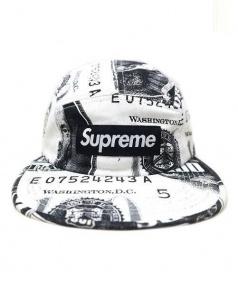 Supreme(シュプリーム)の古着「Franklin Camp Cap」|ホワイト