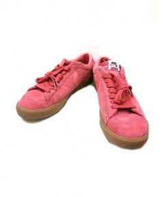 NIKE(ナイキ)の古着「BLAZER LOW GT QS」|ピンク