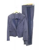 CARVEN(カルヴェン)の古着「セットアップスーツ」|パープル